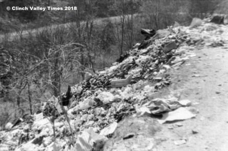 1971 - April 22 (53) illegal dump on Red Oak Ridge