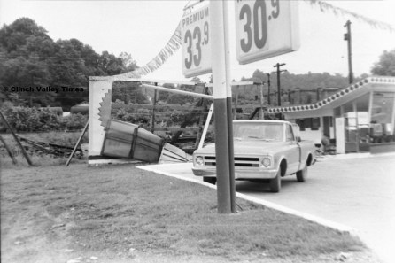 July 1, 1971 (10) Imperial Service Station