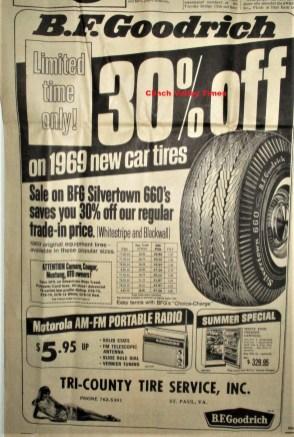Tri-County Tire Service, Inc.
