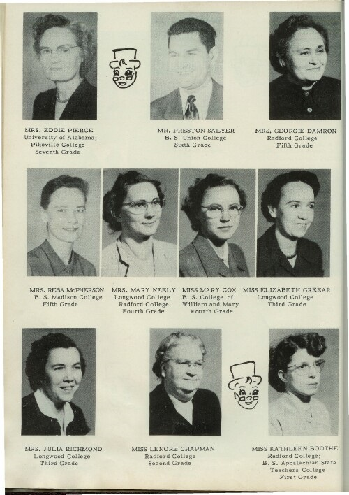 1951 SPS Faculty2