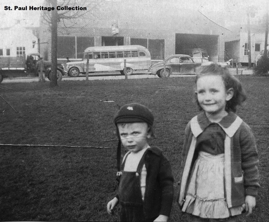 Jim & Connie Dorton 1949