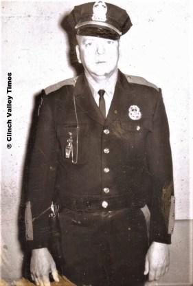 Austin, Richard [Cotton] in uniform