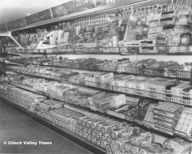Piggly Wiggly Bakery Department 1971