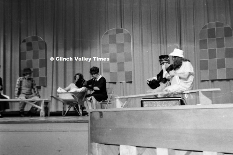 April 20, 1972 (27) Play at CHS