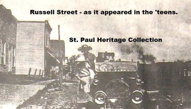 Russell Street 'teens