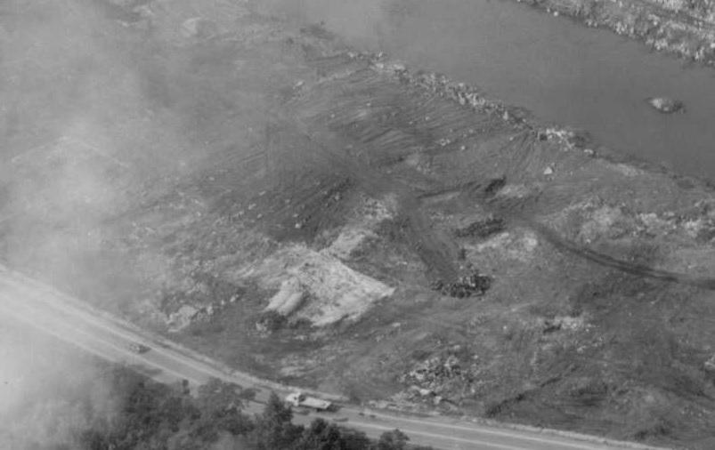 Site of Smokestack