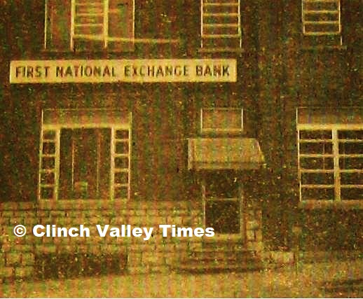 First National Exchange Bank Sept 1965