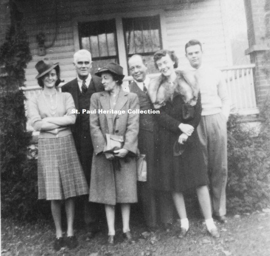 Dr. Greear's Family 1
