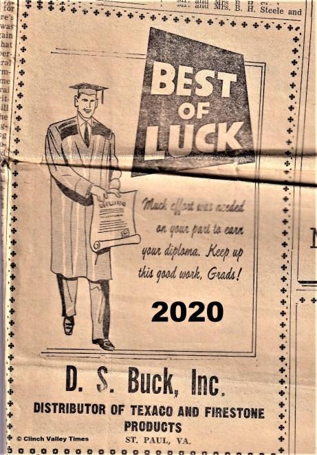 D. S. BUCK