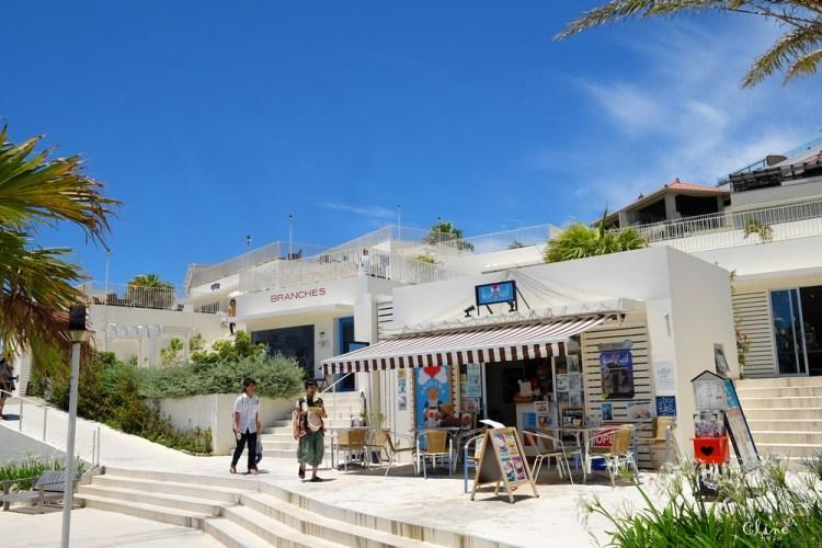 ▌沖繩自由行▌沖繩必遊景點♥瀨長島♥純白色建築彷彿來到希臘小島