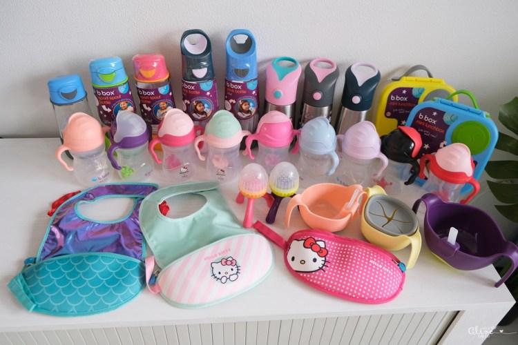 ▎團購▎超實用的澳洲b.box 水杯、水壺、學習餐具+寶寶們愛的zazu安撫神器
