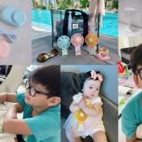 ▌夏季清涼好物團 ▌瑞士SHADEZ藍光眼鏡/太陽眼鏡+艾美特小風扇+ikiiki 360°陀螺循環立扇