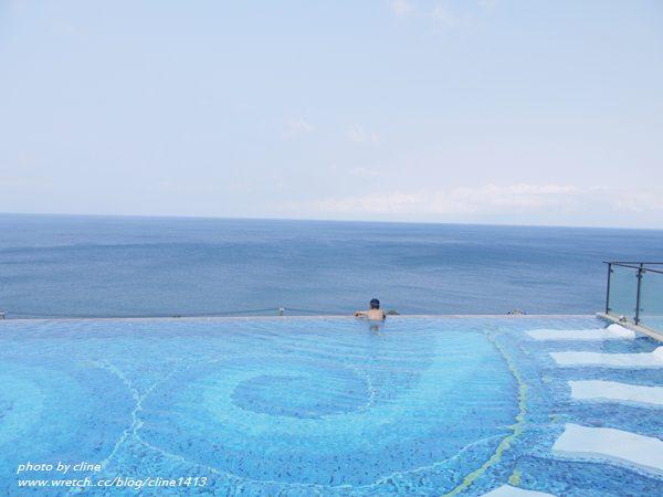 ▌墾丁住宿▌美到爆 ! 不用出國就能欣賞到這樣的無敵海景♥墾丁H Resort H會館♥
