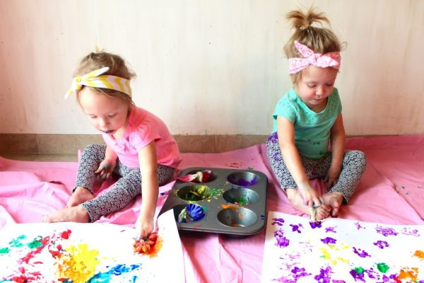 toddler art activities