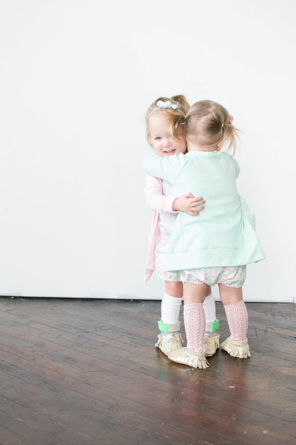 twin toddler style