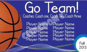 Go-Team-Sport-Basketball-Blue