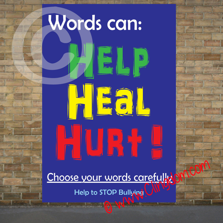 Words Can Help Heal Hurt Choose Your Words Carefully