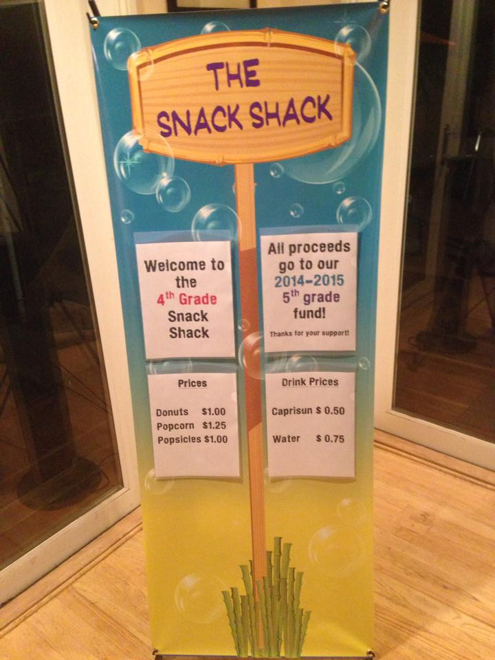 Snack Shack Xstand