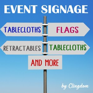 Event and Trade Show Products