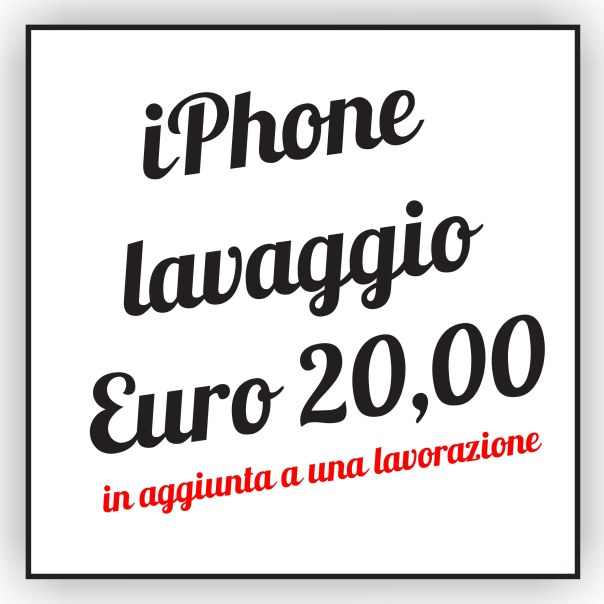 iphone lavaggio riparazione iphone roma