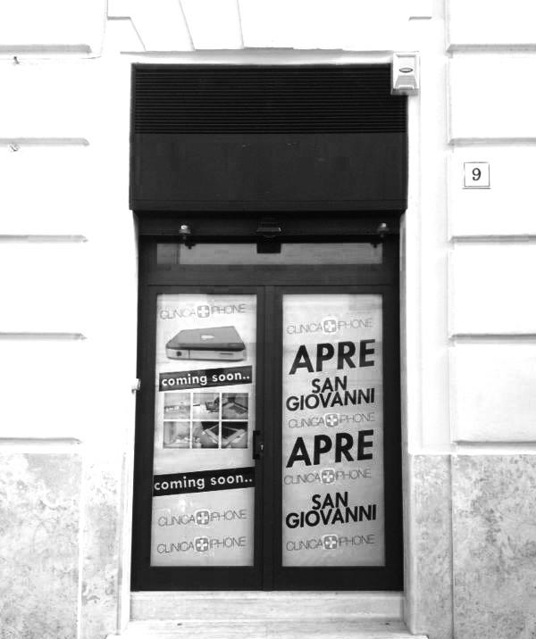 clinica iphone roma san giovanni