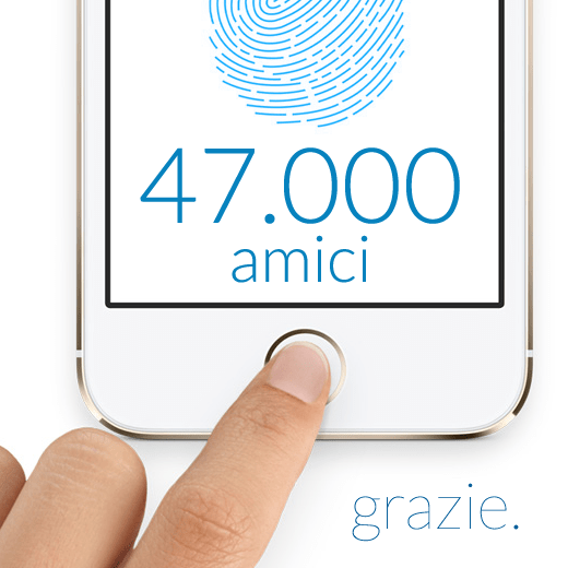 47 mila mi piace facebook clinica iphone