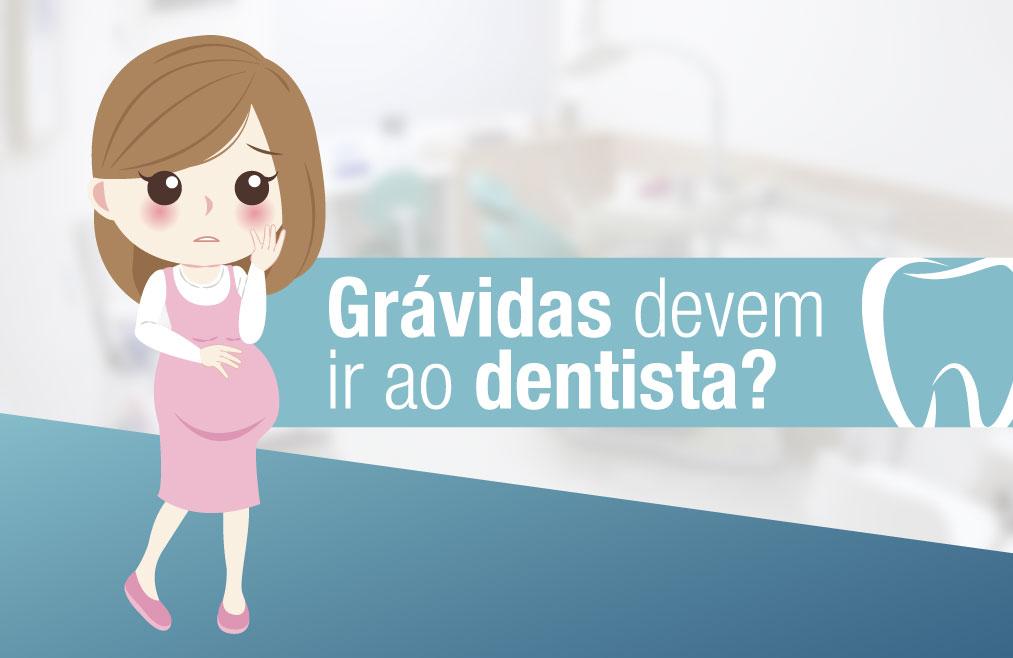 Posso ir ao dentista na gravidez? Que cuidados devo ter com a saúde bucal de meu bebê?