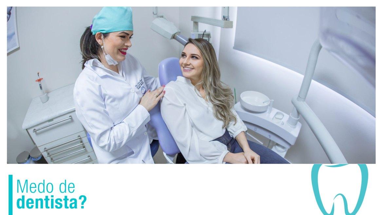 Você tem medo de ir ao Dentista?