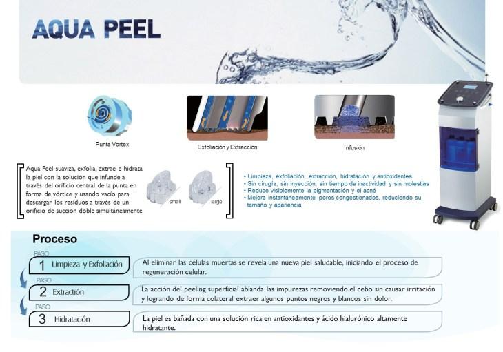 Aquapeel 2.0 leaflet
