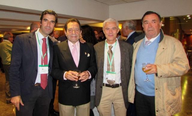 DRS BERNALDEZ, DE SANTIAGO, ZAMORA Y BERNALDEZ 70•º SEMINARIO SATO SEVILLA NOV 2014