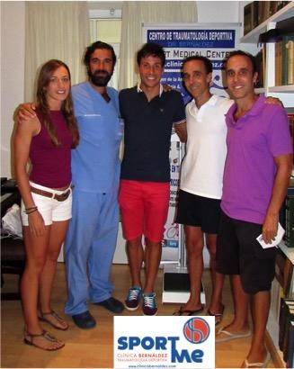 Sportme con Samer Ali y Rocio Molas