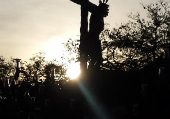 Cristo Crucificado, a punto de morir-SPORTME