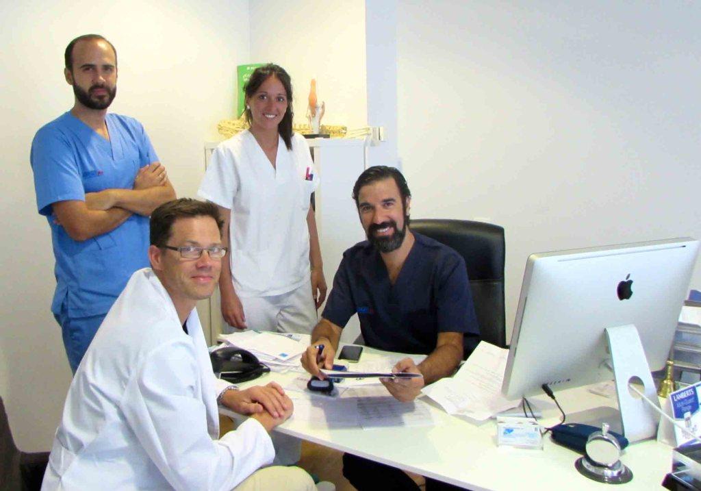 Servicio de Anestesiología y Dolor SportMe