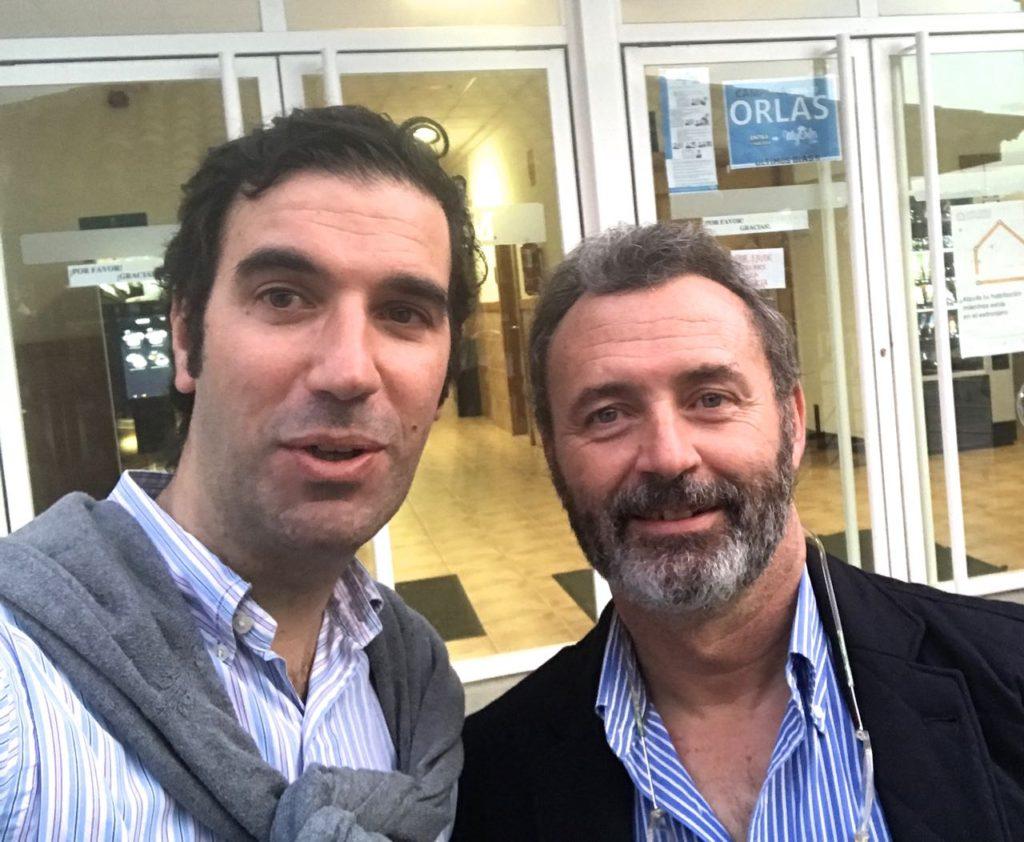 Dr Bernaldez y Dr. Gutiérrez Ortega