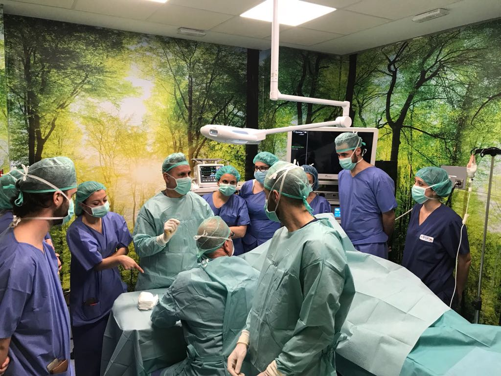 SportMe Medical Center organiza las I Jornadas Quirúrgicas sobre patología deportiva de muñeca.