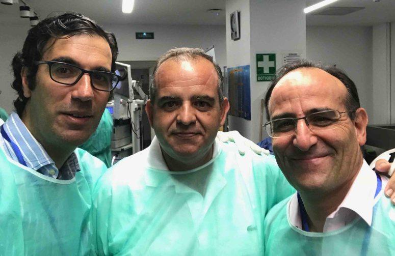 DRS BERNALDEZ, FLORES Y PRIETO