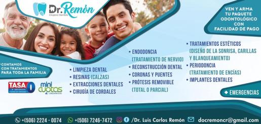 Dr Luis Carlos Remón