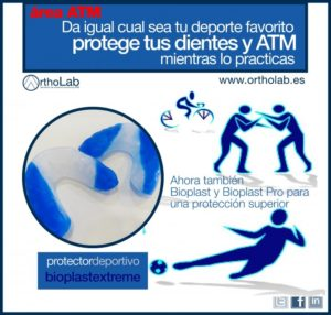 Férula dental deportiva bioplast extreme