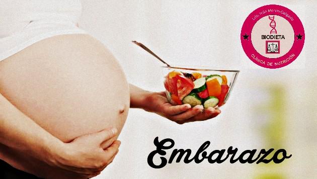 Dieta para el embarazo