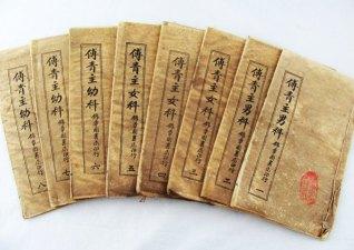 livros chineses
