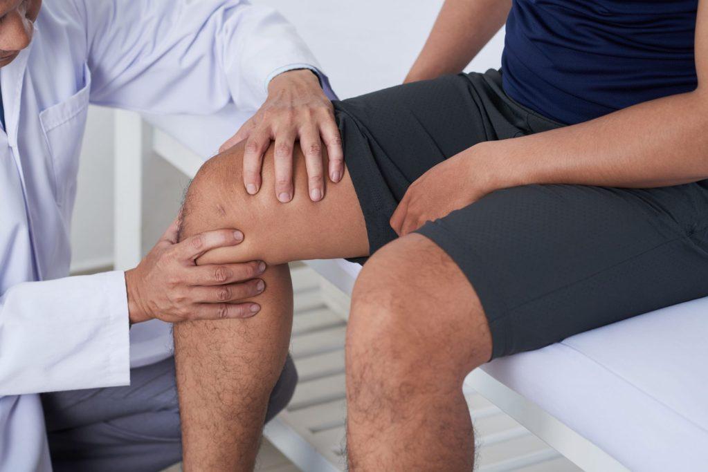 O extenso universo das dores do joelho