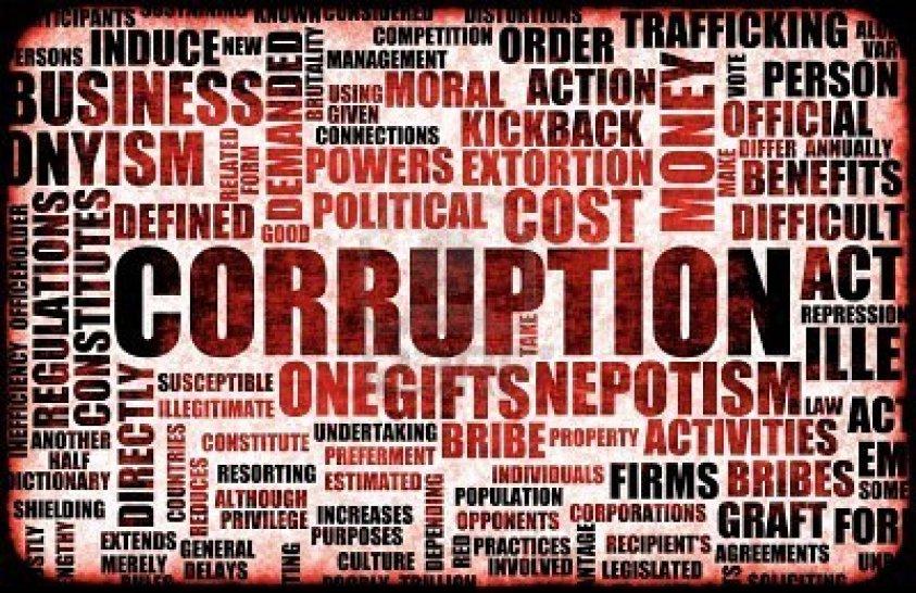 corrution-a