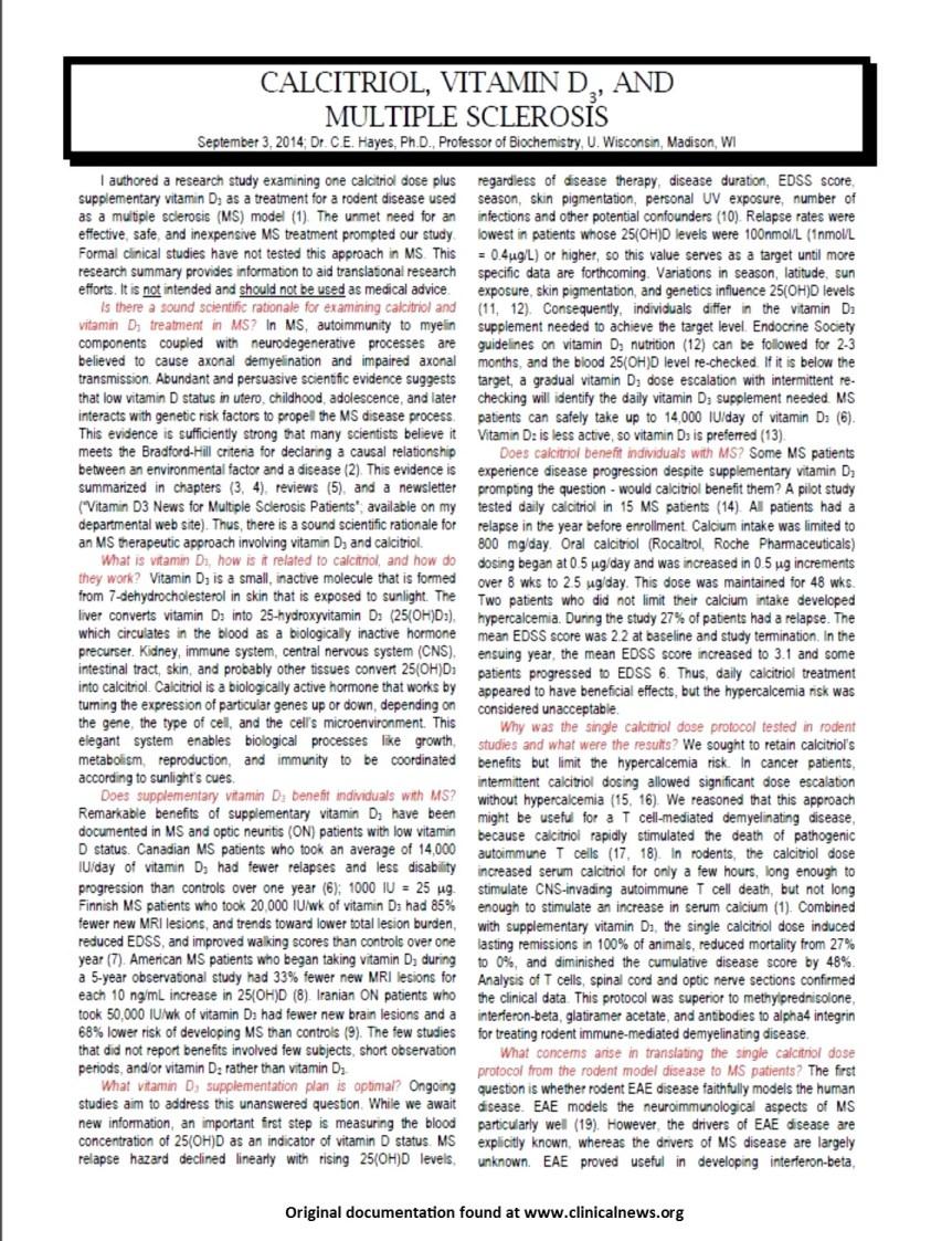 clinicalnews.org