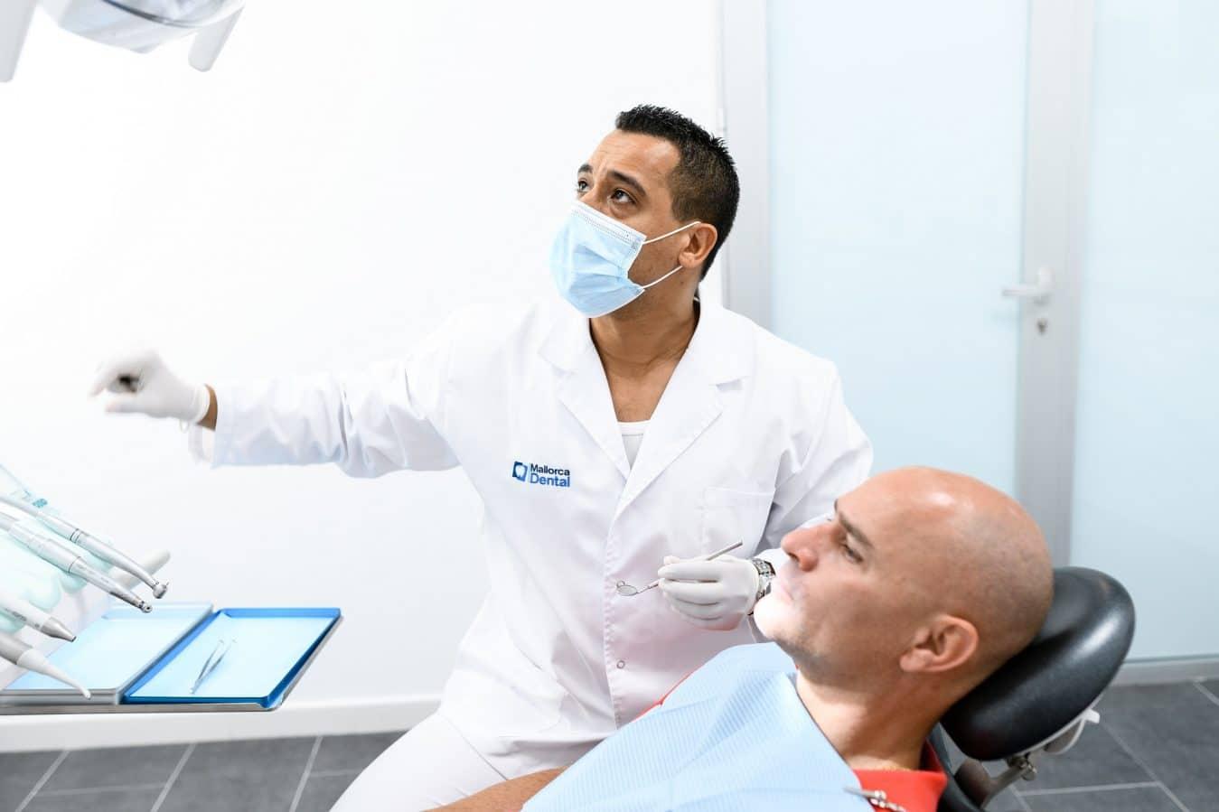 Servicios profesionales - Clínica Mallorca Dental