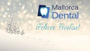 ¡Mallorca Dental os desea Felices Fiestas!