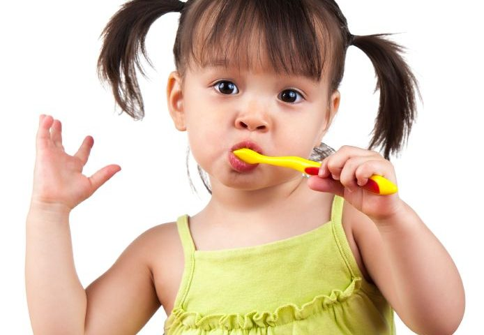 Salud oral del niño de 3 a 6 años
