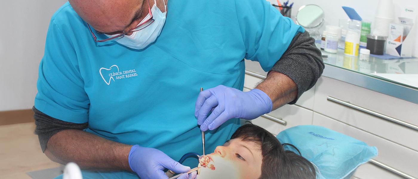 Ortodoncia en Clínica Sant Rafael en Sabadell
