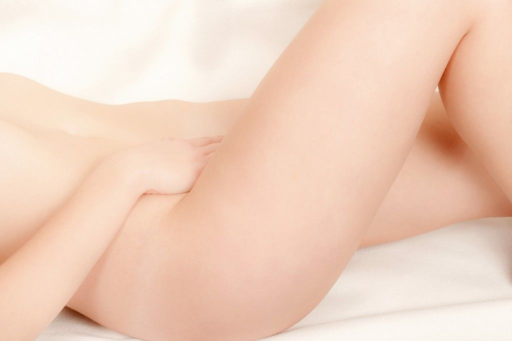 Liposucción de pubis femenino
