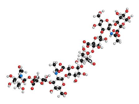 Estructura del acido hialuronico