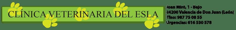 Clínica Veterinaria del Esla logo